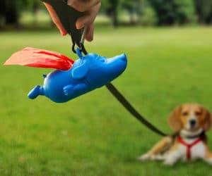sac de caca pour chien