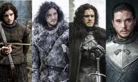 """""""Game of Thrones"""" : c'est ainsi que Jon Snow a changé dans la série"""