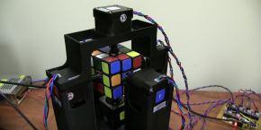 record du Rubik's Cube