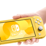 Découvrez la nouvelle console Switch lite de Nintendo