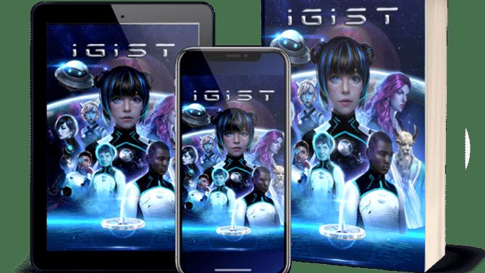 Application IGIST, un livre de science-fiction hors du commun