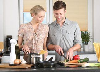 petite cuisine sans rangements