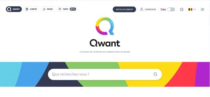 Découvrez le nouveau visage du moteur de recherche pour les enfants, Qwant Junior
