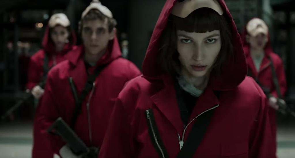 Découvrez tout sur le prochain film de Ursula Corbero, la star de La Casa de Papel