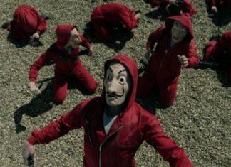 Netflix aurait prévu une saison 5 pour La Casa de Papel