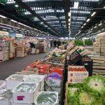 Le marché de la vente de gros en France