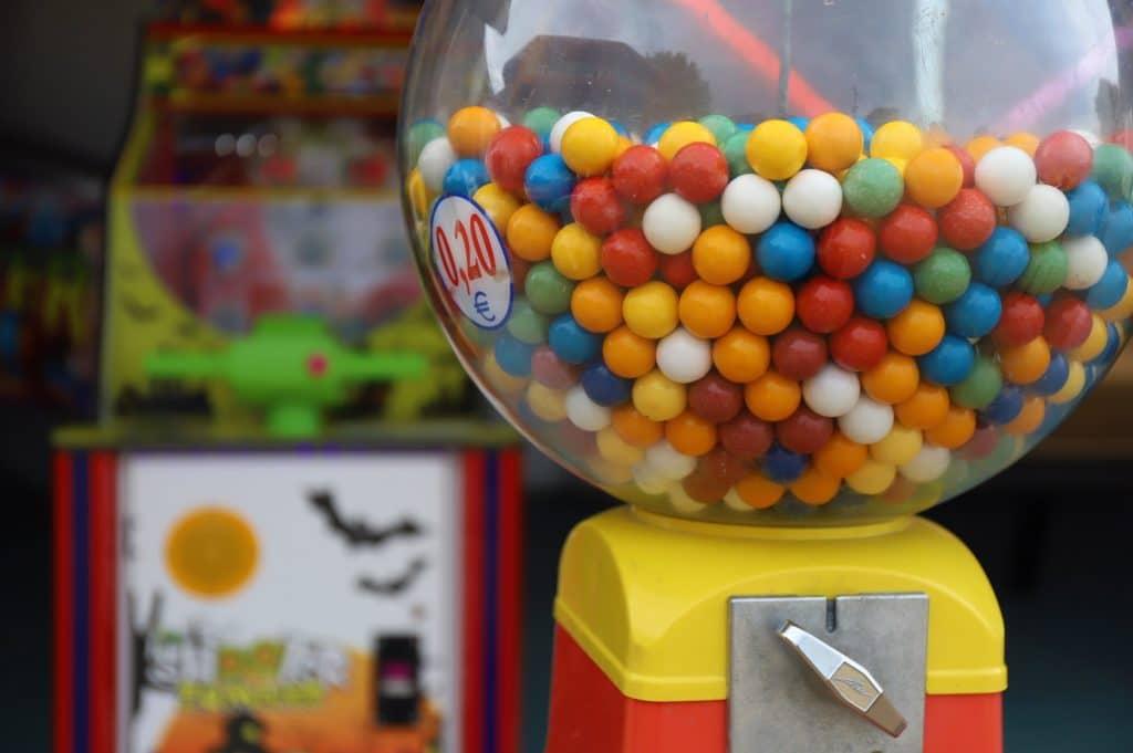 Saveur Bubble Gum