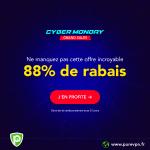 PureVPN à -88% pour le Cyber Monday