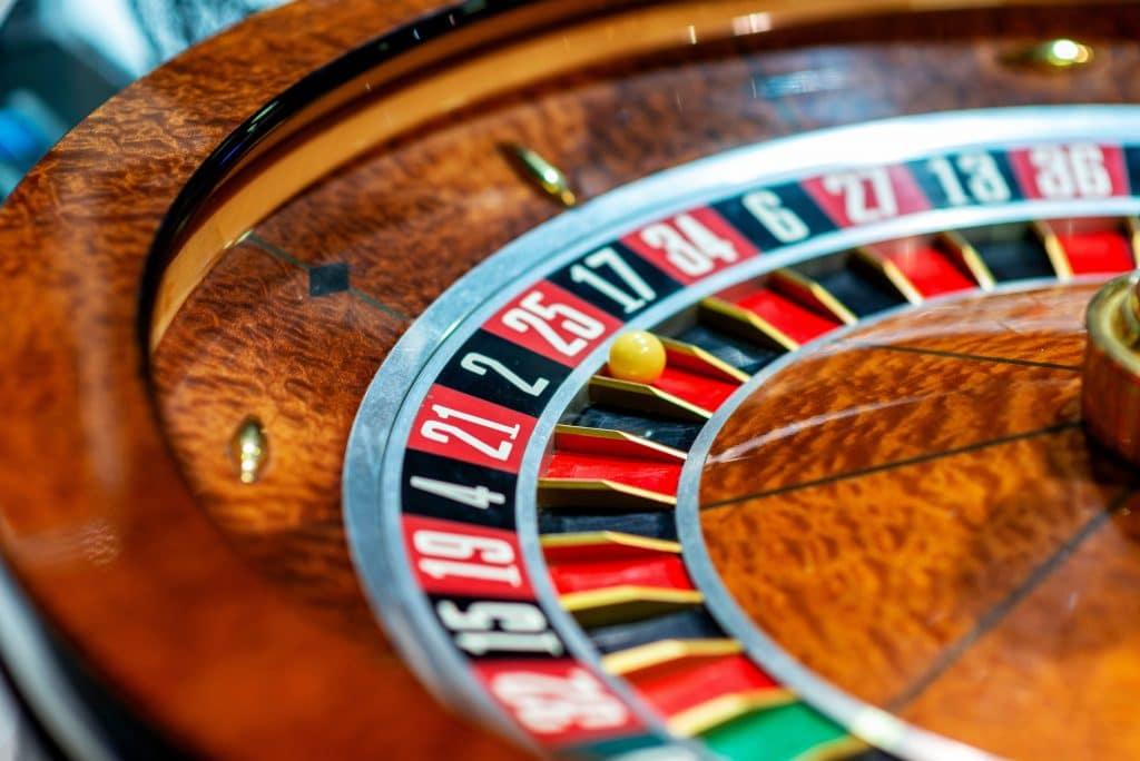 Les jeux de la roulette