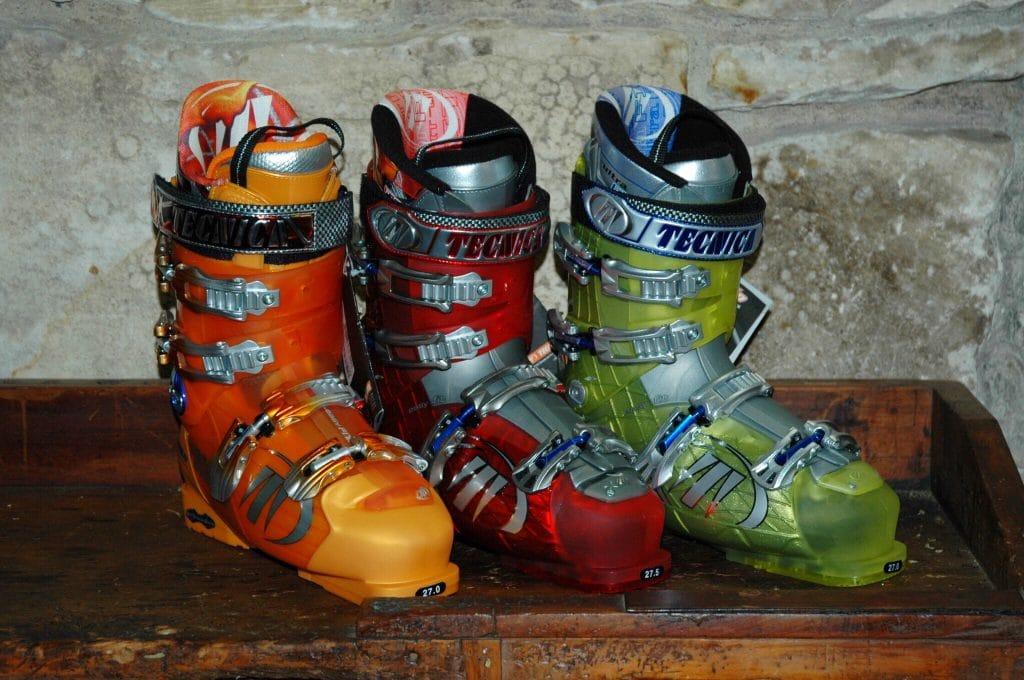 Bien choisir ses chaussures de ski