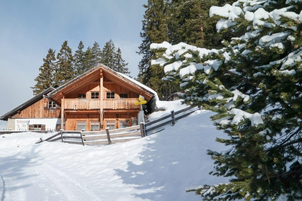 Réserver un logement pour le ski