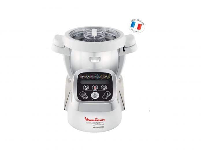 Moulinex HF802AA1 Robot Cuiseur Multifonction Companion : notre test