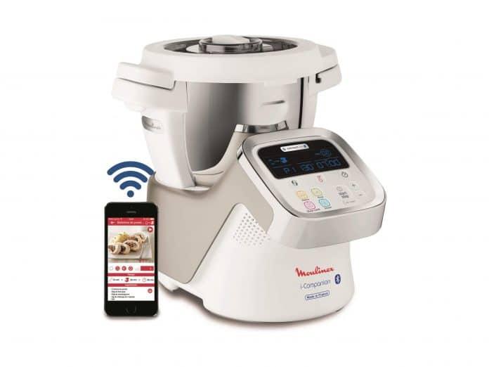Moulinex i-Companion - HF900110 Robot cuiseur connecté : notre test