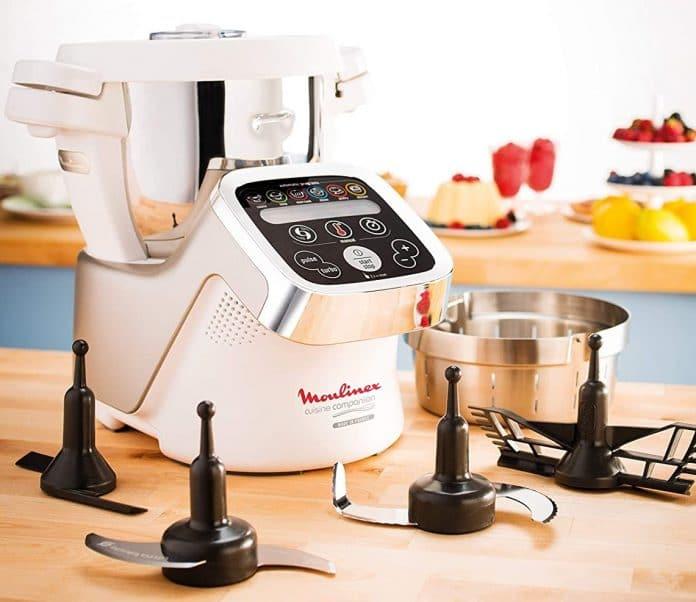 Meilleurs Robots cuiseur Moulinex : notre comparatif