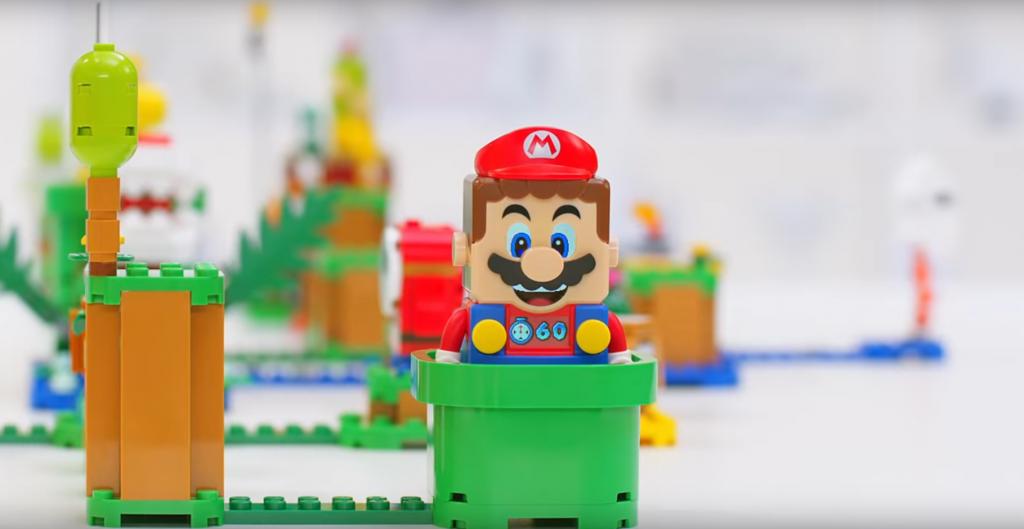 Enfin un lego pour Super Mario ?
