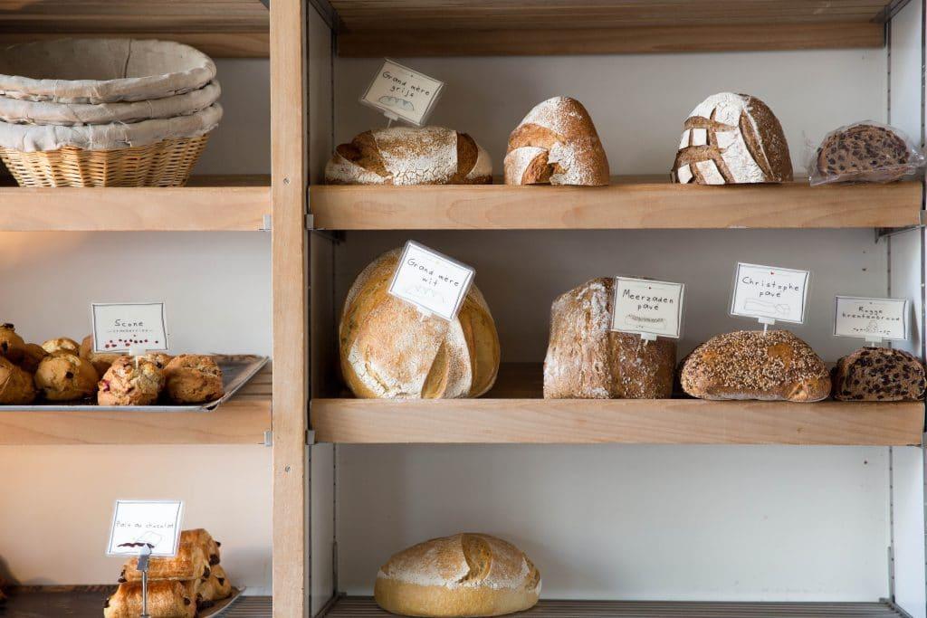 Les boulangeries restent ouvertes