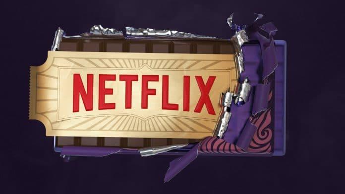 Une série Netflix sur Charlie et la Chocolaterie