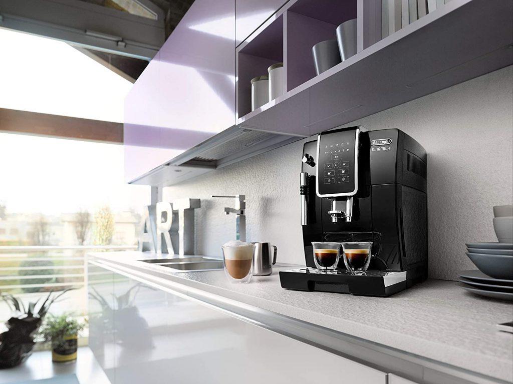 Qu'est-ce qu'une machine à café De'Longhi ?