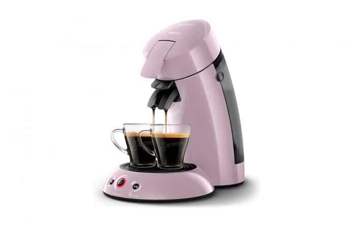 Philips HD6554/31 Machine à Café à Dosettes Senseo Original : notre test