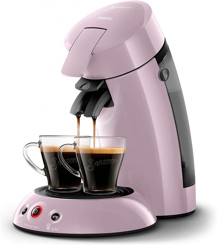 Philips HD6554/31 Machine à Café à Dosettes Senseo Original : présentation