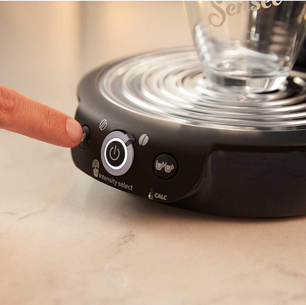 Les points forts de la Philips HD6564/61 Machine à café à dosettes SENSEO Viva Café Duo