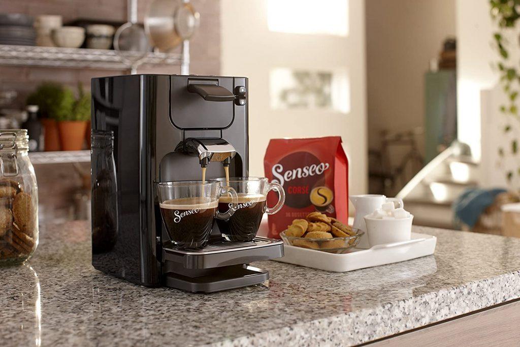 Philips HD7866/61 SENSEO Machine à café à dosettes : présentation
