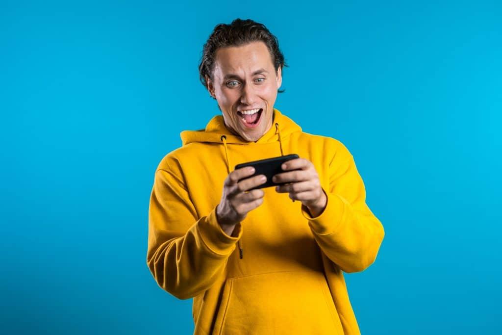 Les jeux sur les mobiles – une immersion totale