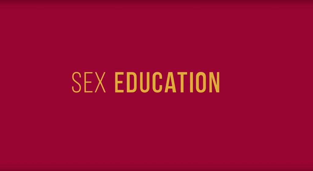 Sex education : retour en arrière