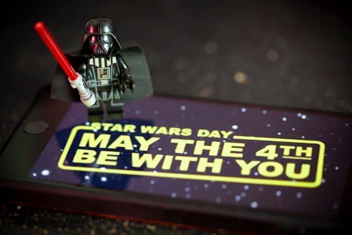 Star Wars Day : May the game be with you