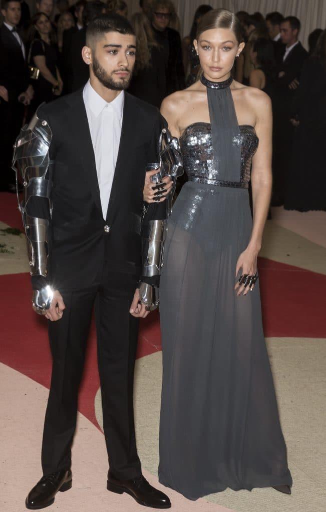 Gigi Hadid et Zayn Malik, en couple depuis près de 5 ans