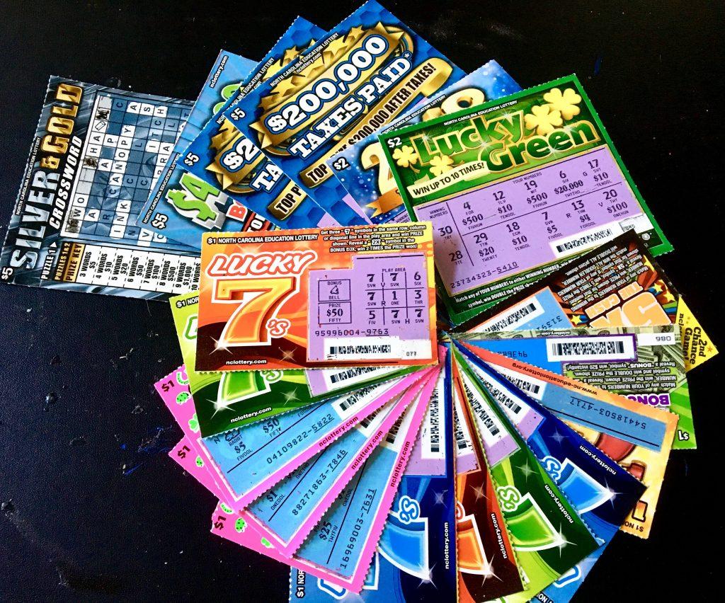 Les jeux de la loterie