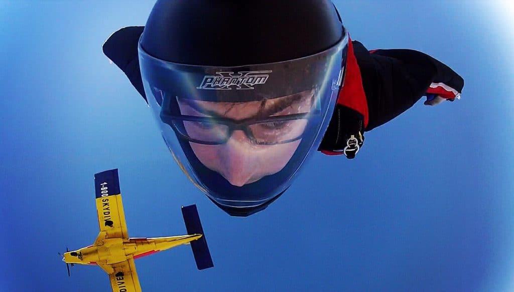 Le wingsuit