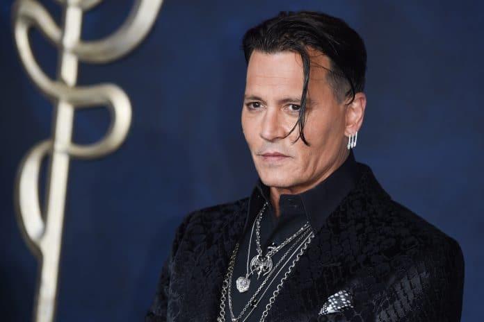 Johnny Depp viré des Animaux Fantastiques