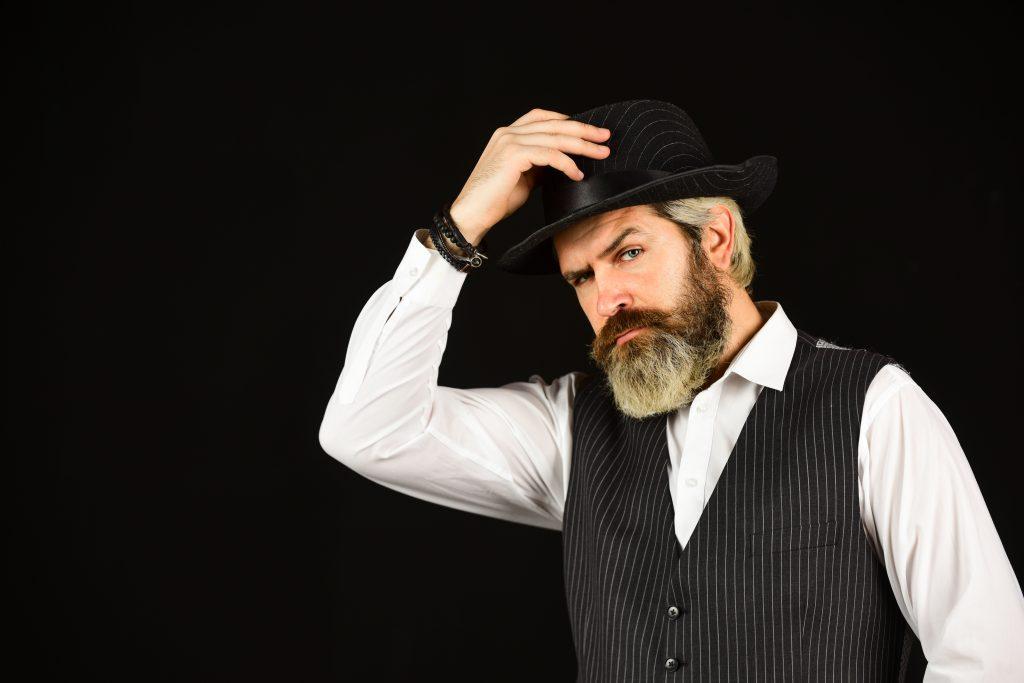 Le chapeau Trilby
