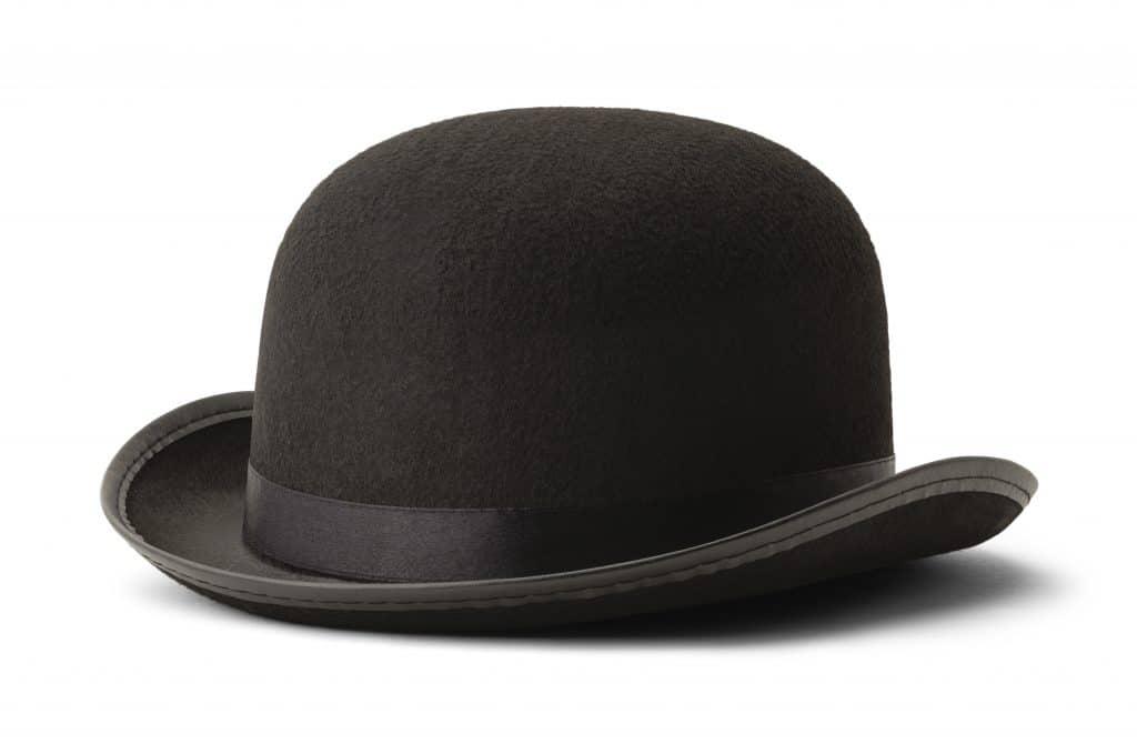 Le chapeau melon