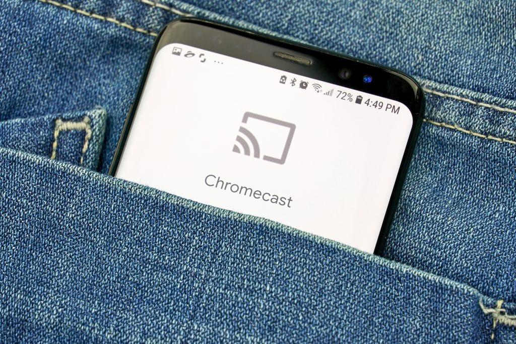 Comment installer Chromecast sur la TV ?