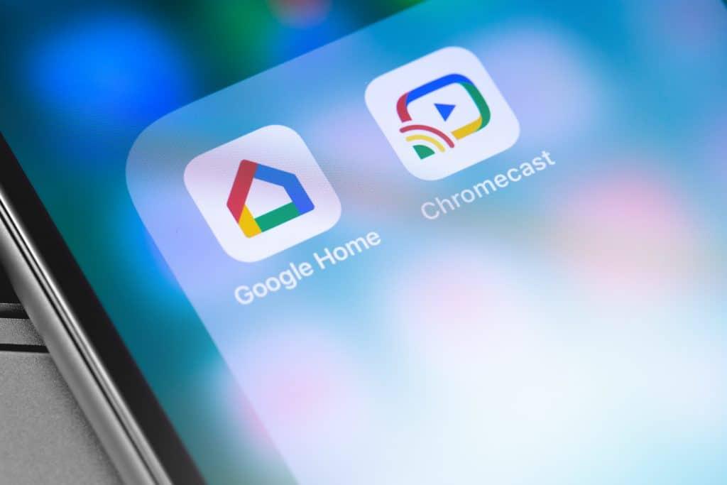 Comment connecter Chromecast à Google Home ?