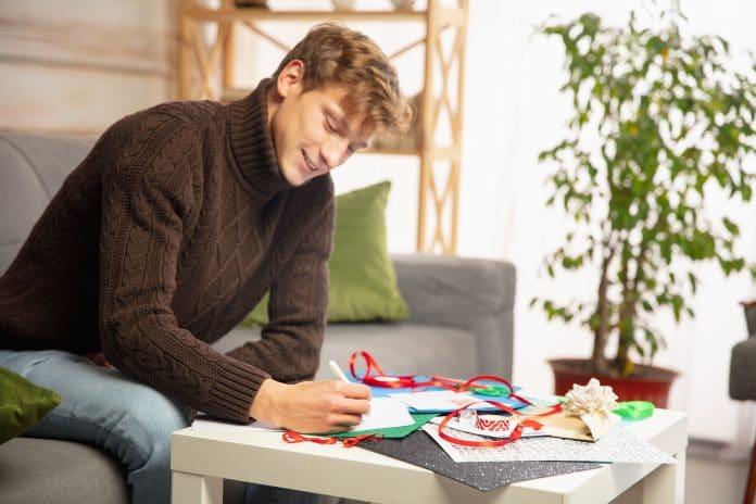 Envoyer une carte de vœux : le moyen de faire plaisir
