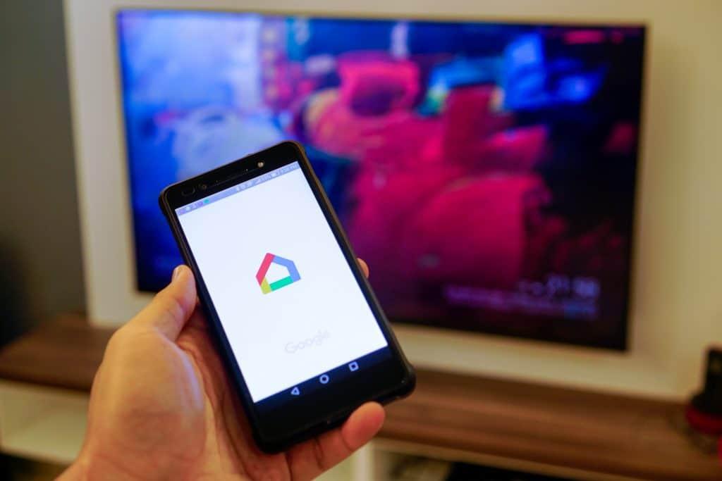 Comment connecter une TV à Google Home ?