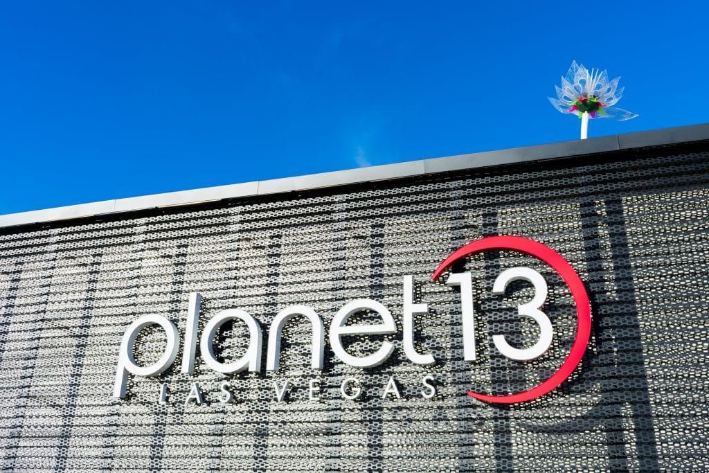 Planet 13 : le Disneyland du CBD aux États-Unis