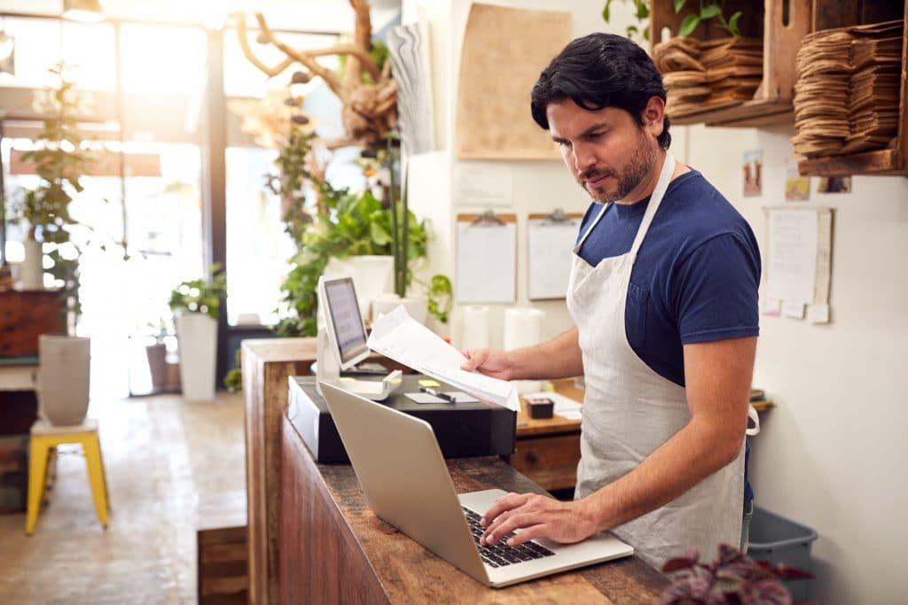 Comment faire la comptabilité d'un magasin ?