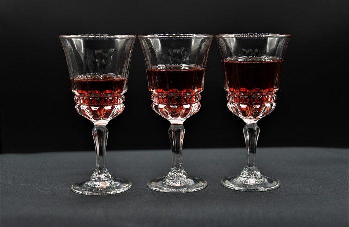 verre de liqueur