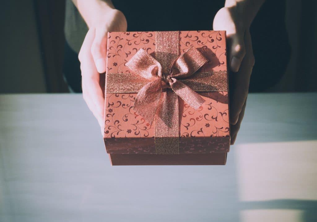 Offrir un coffret surprise personnalisé