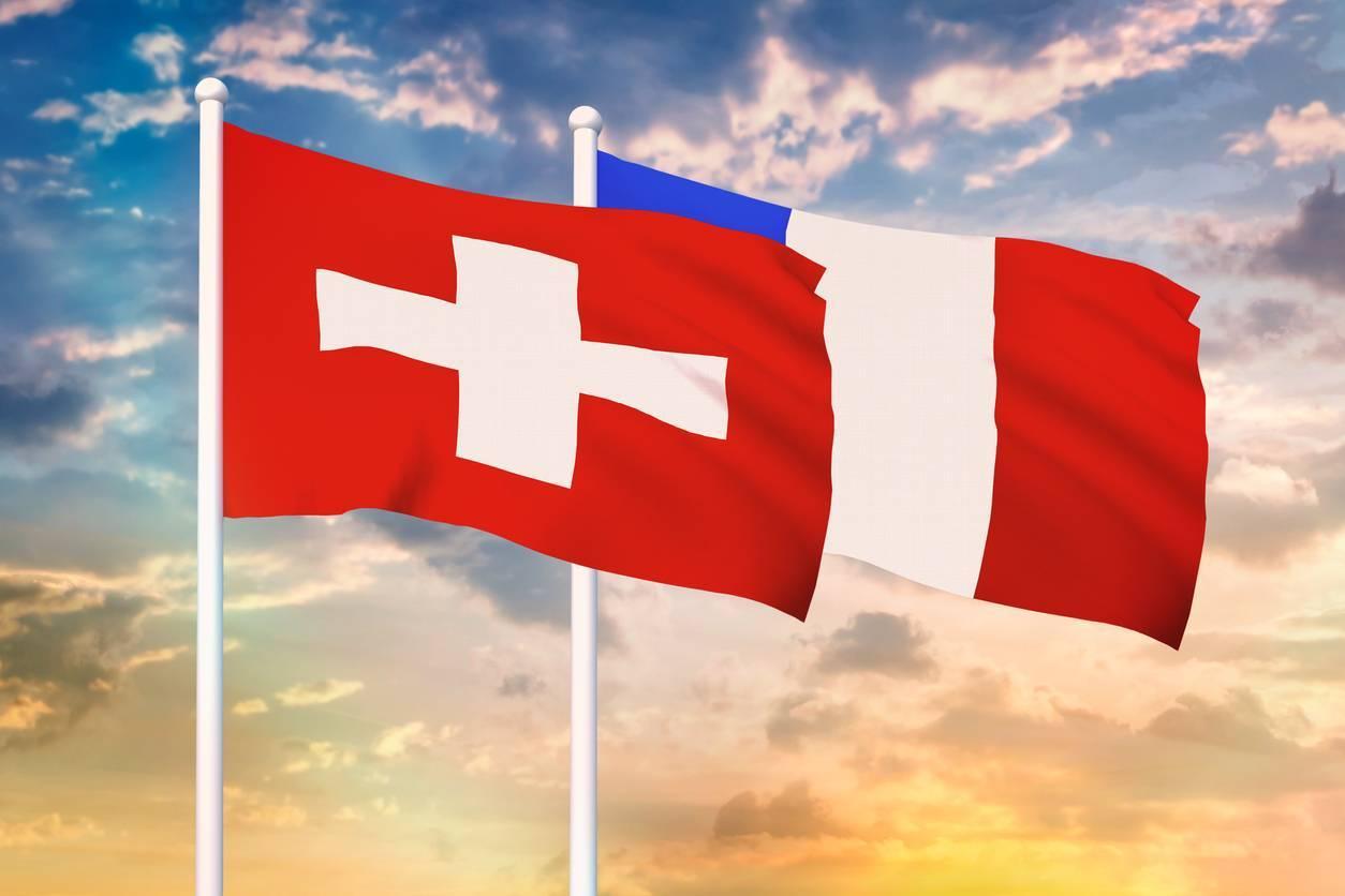 Entreprise française activités en Suisse