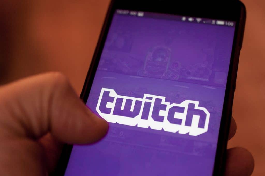 Le live Twitch de Squeezie