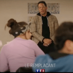 Le casting de la série « Le remplaçant ».