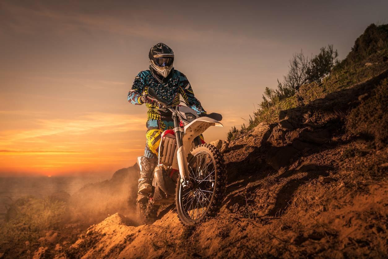 motocross équipement