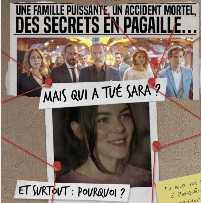 """""""Qui a tué Sara ?"""