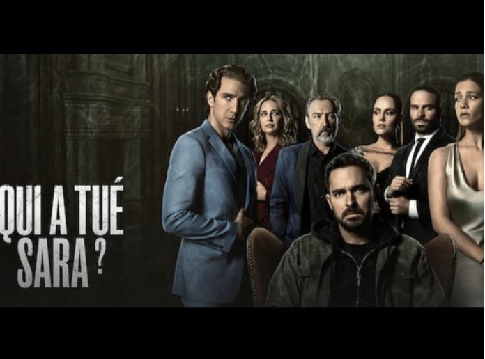 """""""Qui a tué Sara ?"""" : Casting de la saison 1"""