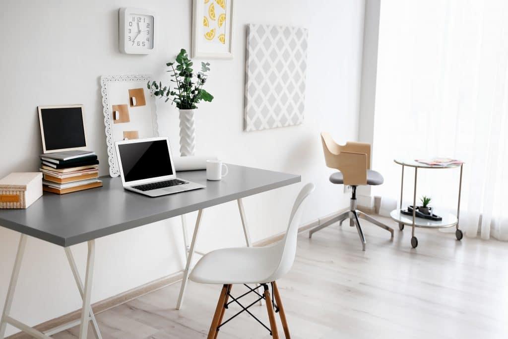Garder son bureau rangé pour être plus concentré
